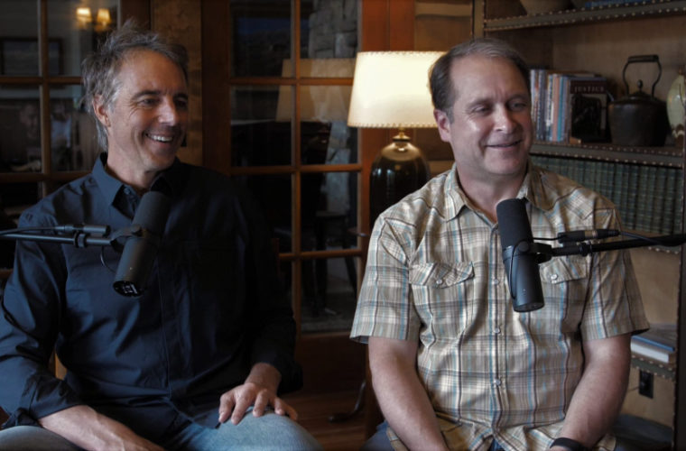 Dan Buettner and Ben Leedle: On How to Design Your Life to Live Longer, Healthier, and Happier