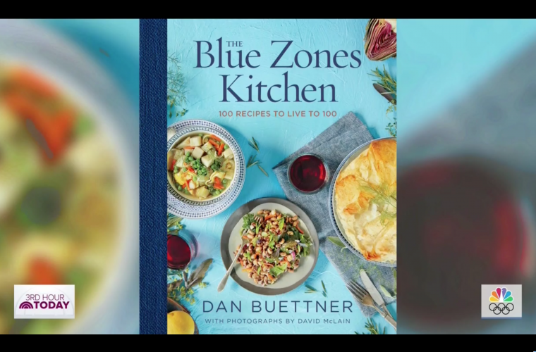 Healthy lifestyle tips from Dan Buettner