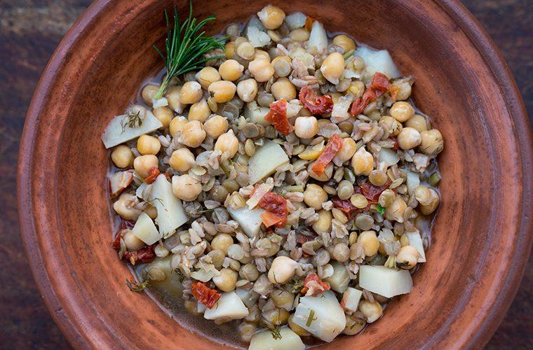Sardinia Minestrone